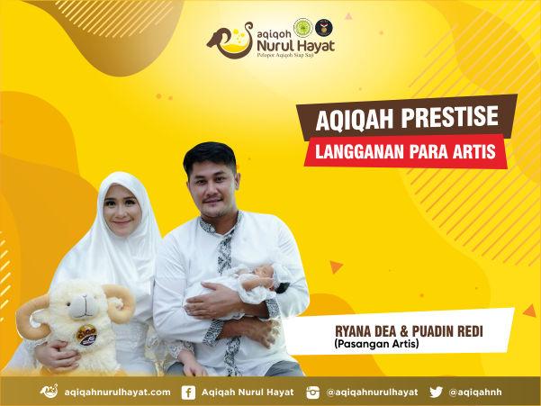 Paket Aqiqah Bogor bersama Pudin Redi & Riana Dea