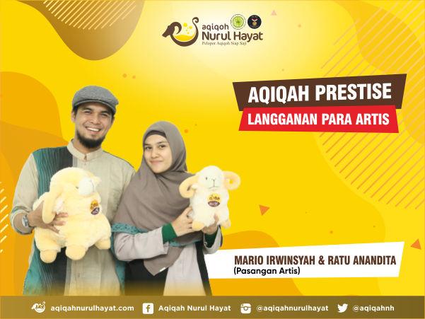 Bogor bersama Mario Irwinsyah
